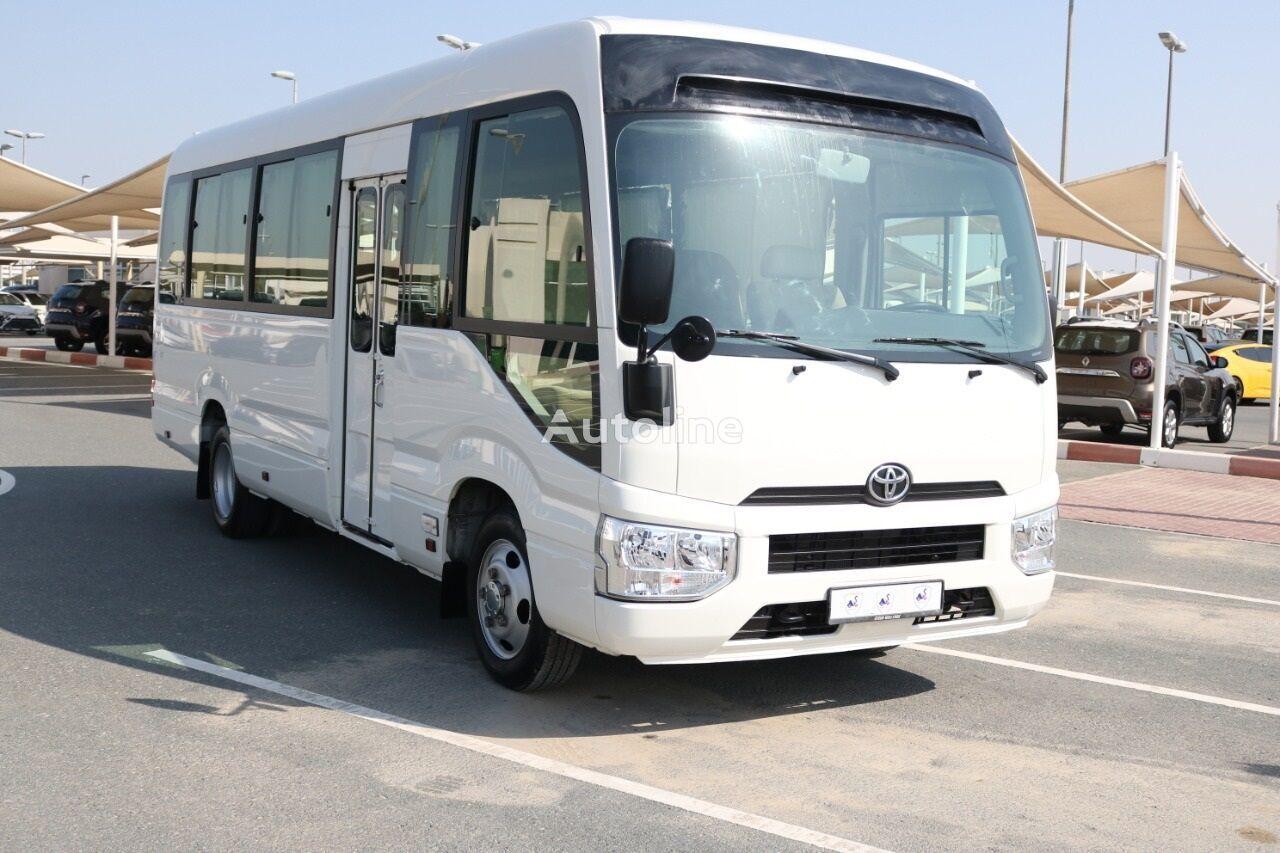 TOYOTA Coaster ... Japan made - Bus pas chinois ......Gasoline/ Essence passenger van