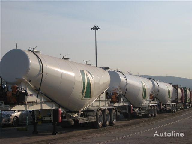 new LIDER LIDER NEW 2019 year BULK CEMENT TRAILER cement tank trailer