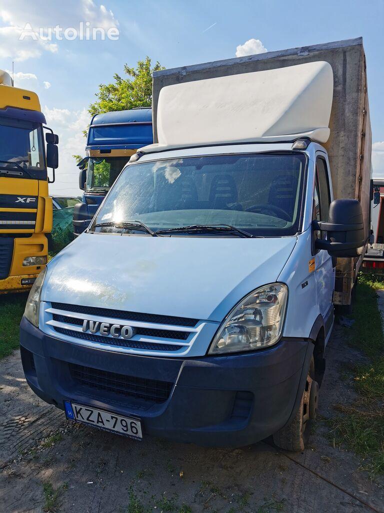 IVECO 35C18 tilt truck < 3.5t