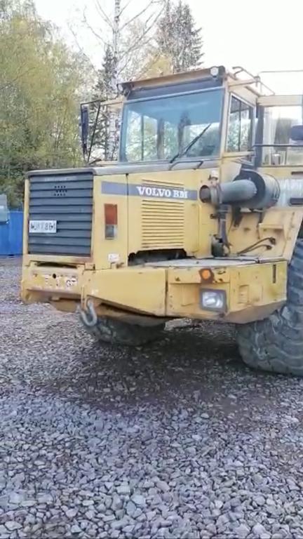 VOLVO a30c articulated dump truck