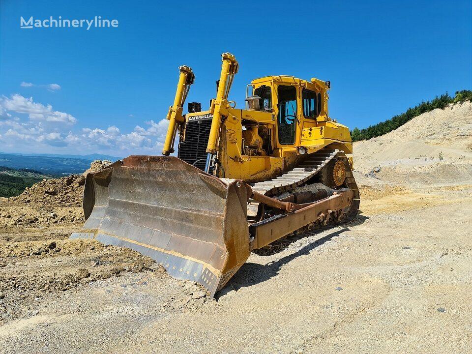 CATERPILLAR D8N Ripper bulldozer