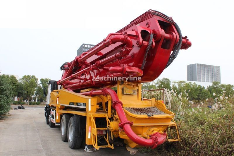 SANY SY5411THB concrete pump