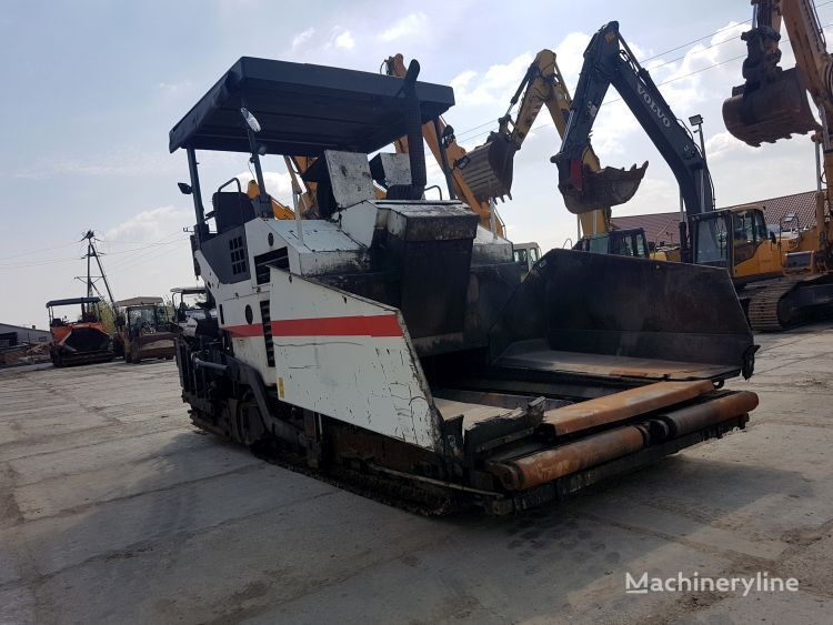 VOLVO-ABG 8820 crawler asphalt paver