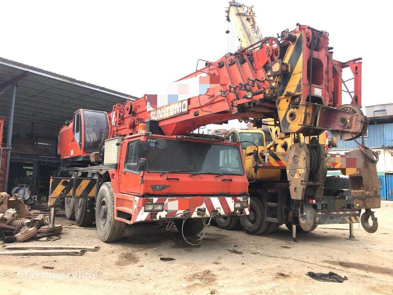 Galichanin  on chassis SUMITOMO SA1100 mobile crane