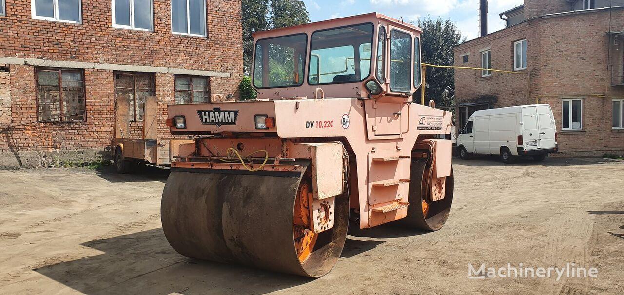 HAMM DV 10.22 road roller