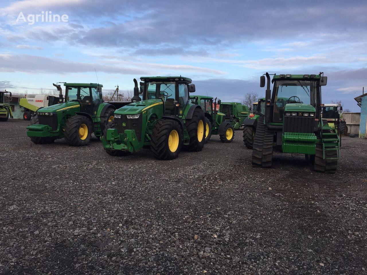 JOHN DEERE 8410T crawler tractor