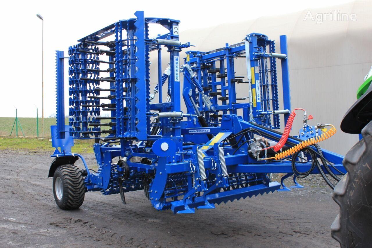 new ROLMAKO U684 Agregat Kompaktor/Kompakter Saatbettgrubber/Compact seed dr cultivator