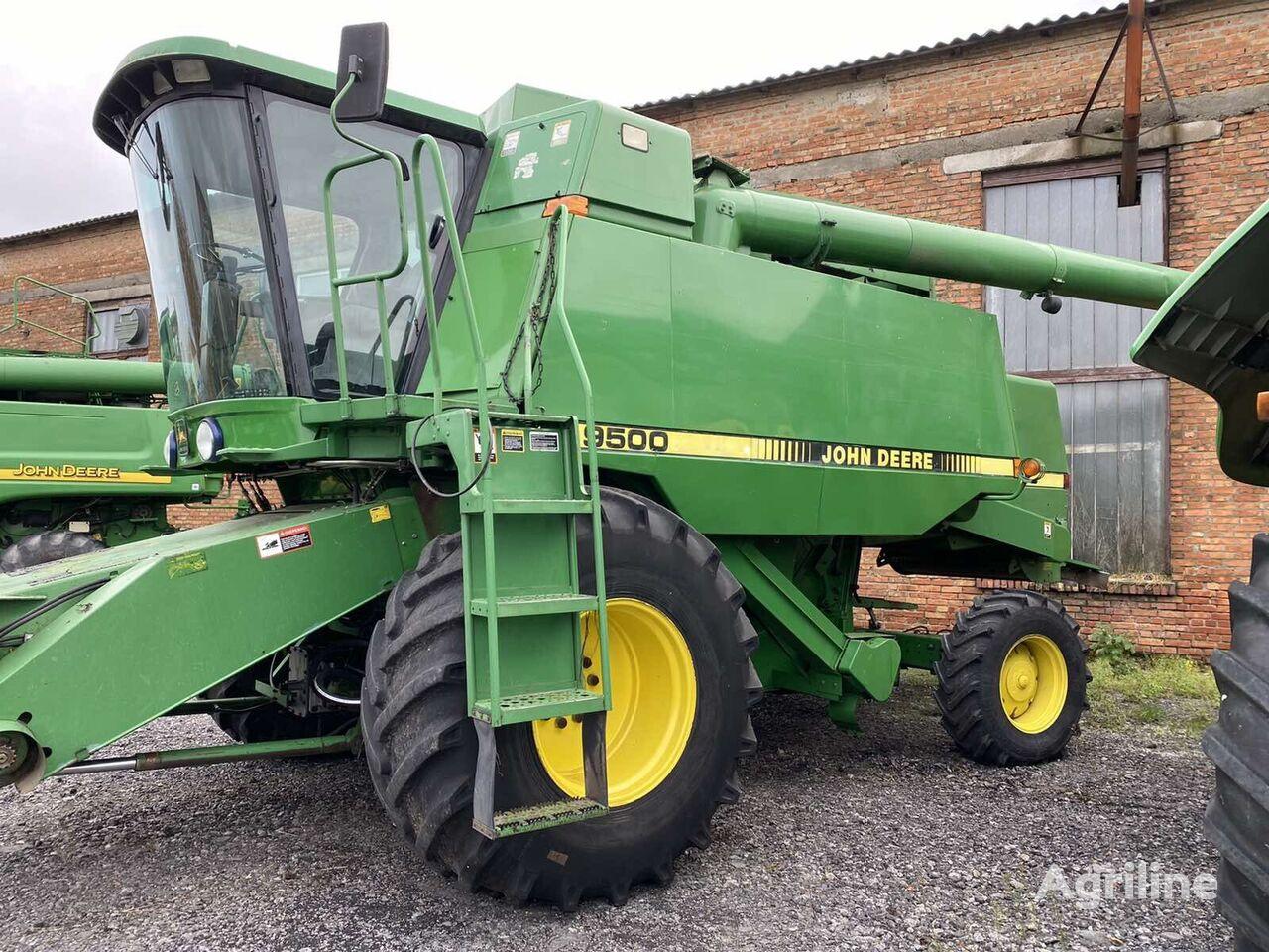 JOHN DEERE 9500 grain harvester