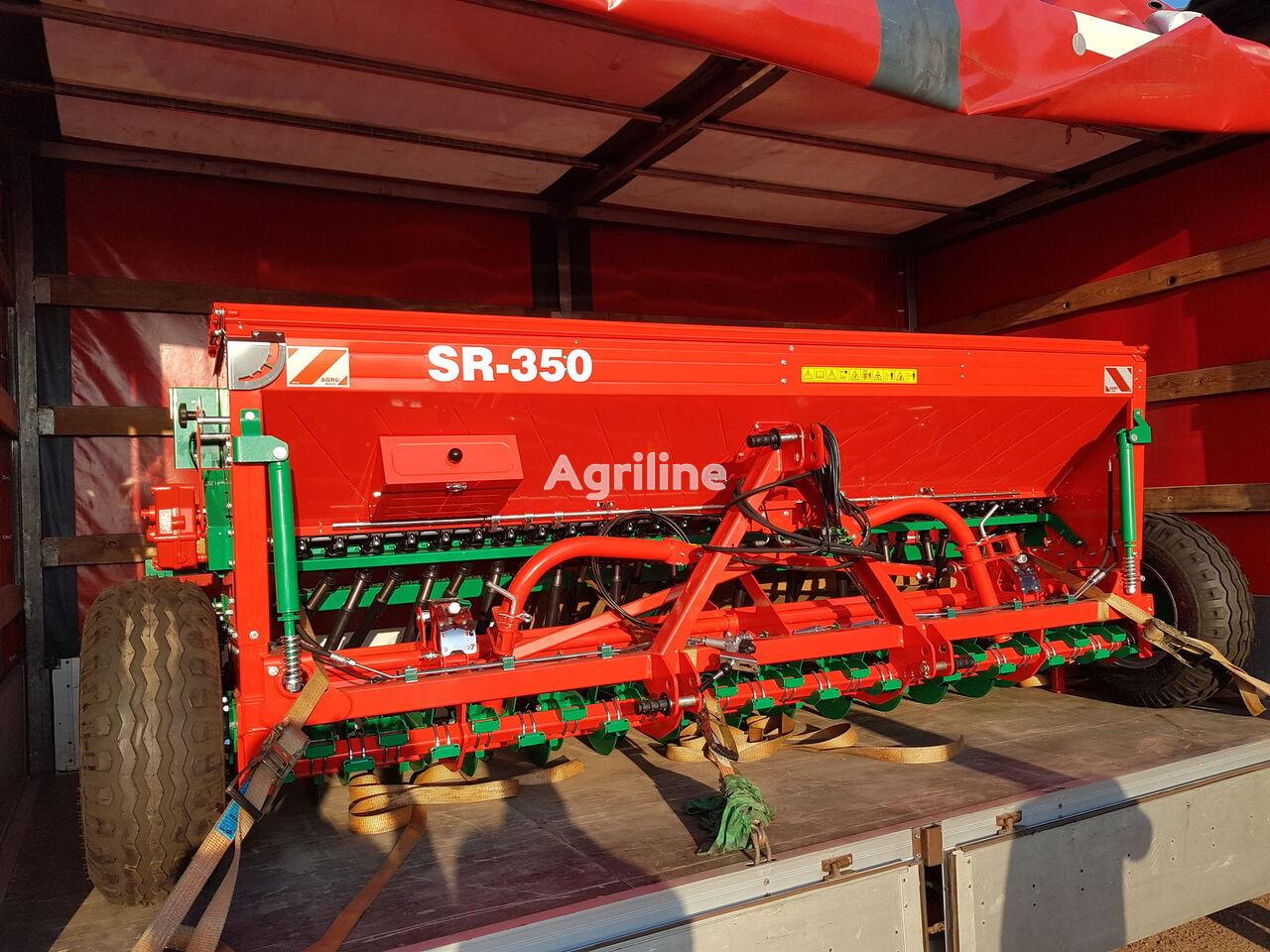 new AGRO-MASZ Sivalka mehanichna nova SR350II GARANTIYa 1 RIK! mechanical seed drill