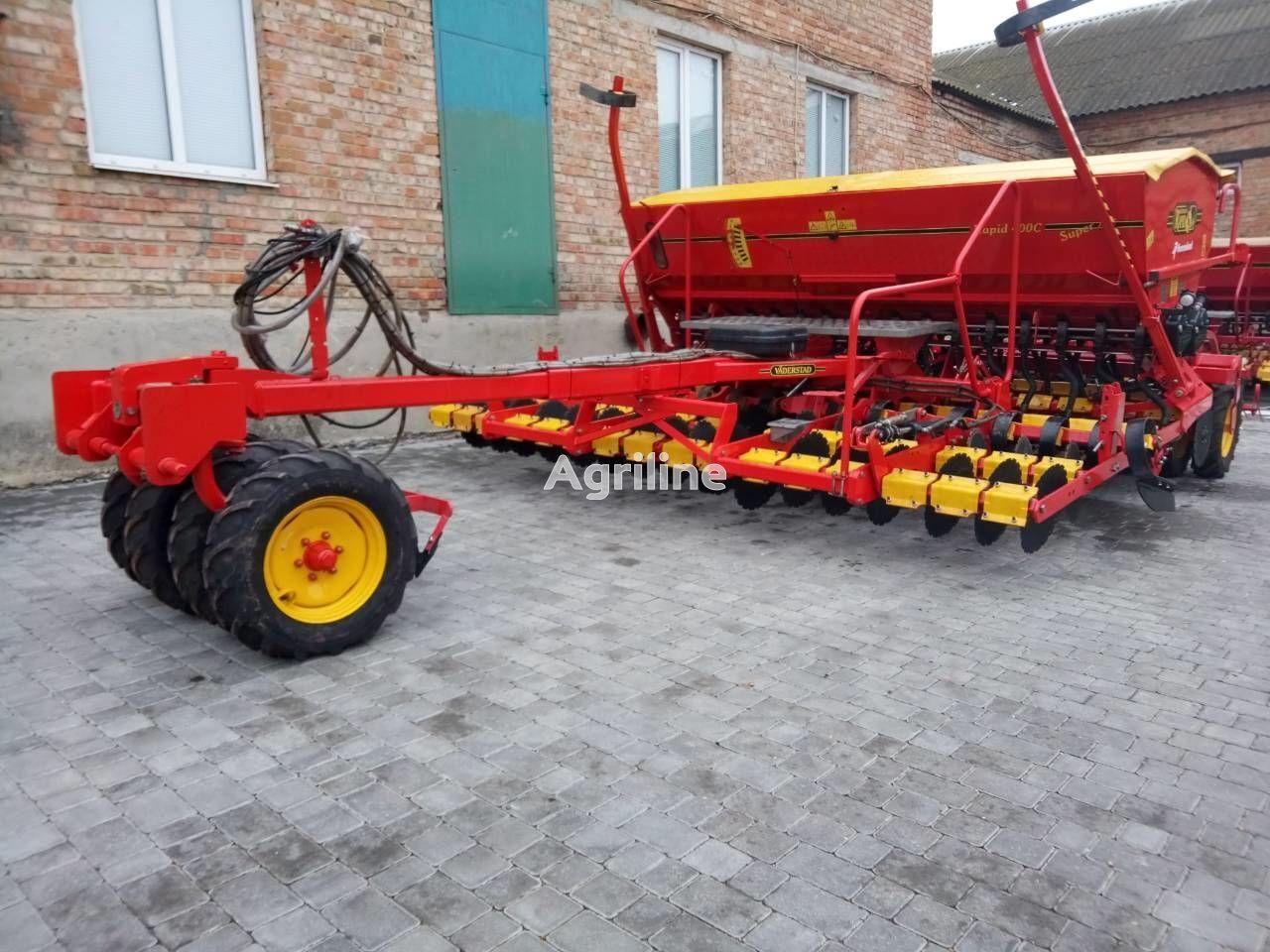 VÄDERSTAD Rapid 400 C Super XL V Nalichii v Zvenigorodke mechanical seed drill