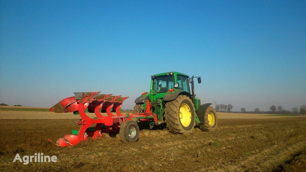 new AGRO-MASZ PO3+1(100) reversible plough
