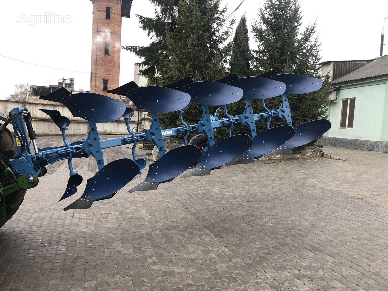 LEMKEN EurOpal 120 novi robochi organi reversible plough