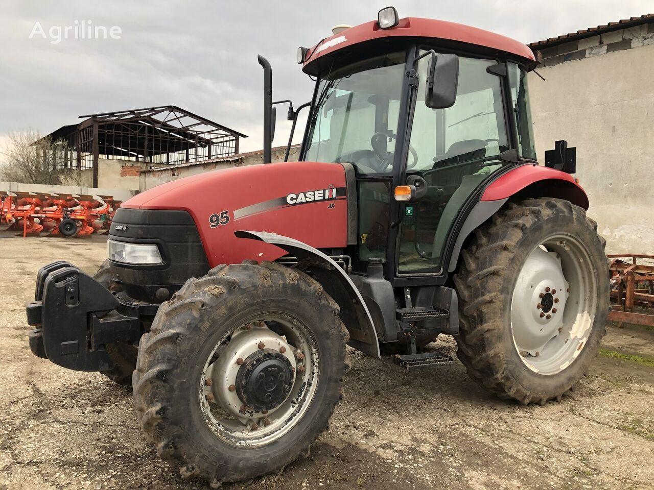 CASE IH JX 95 wheel tractor