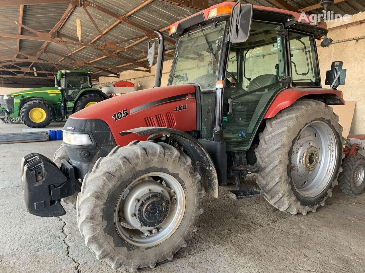 CASE IH JXU 105 wheel tractor