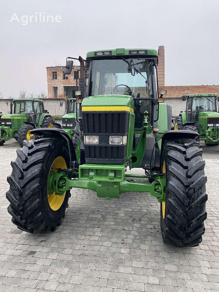 JOHN DEERE 7710 wheel tractor