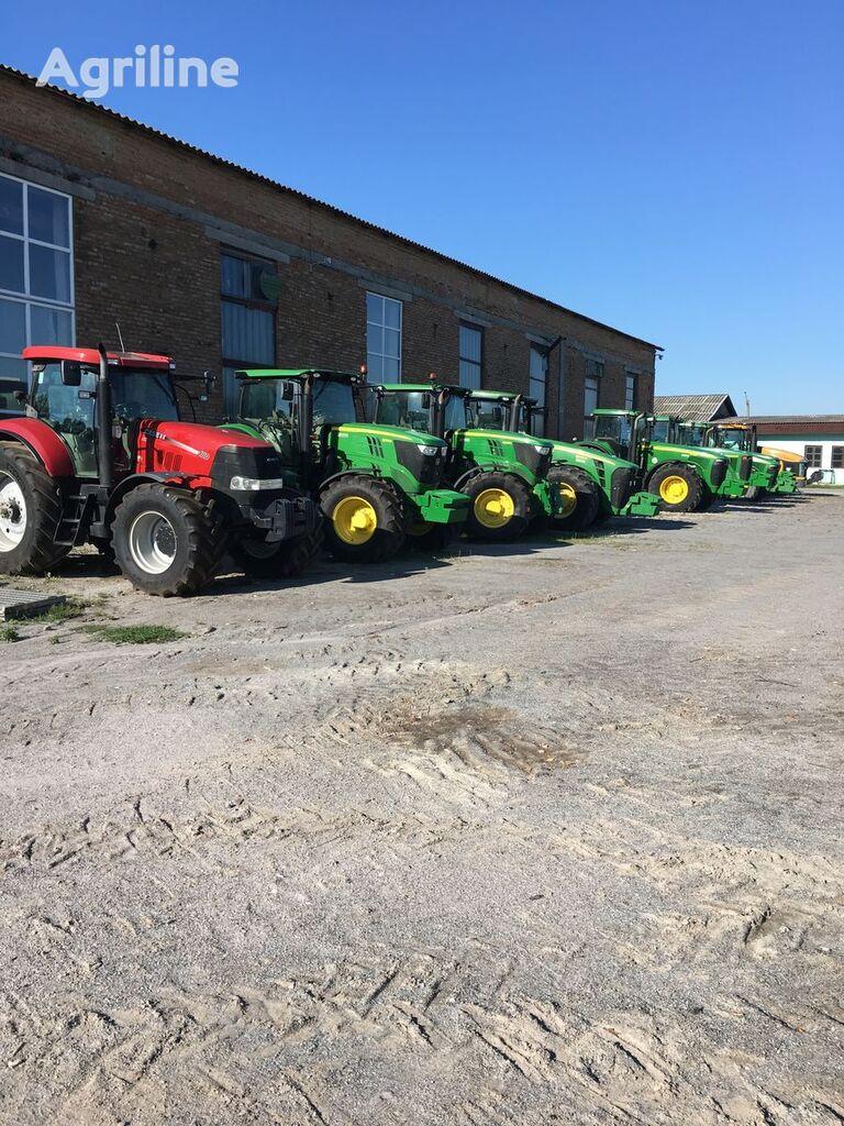 JOHN DEERE 8220 wheel tractor