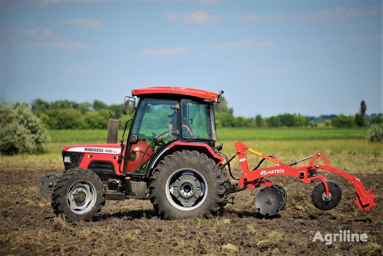 new MAHINDRA 8000 4WD wheel tractor