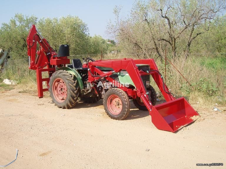 B.I.M TSAPAKIA GIA TRHAKTERH wheel tractor