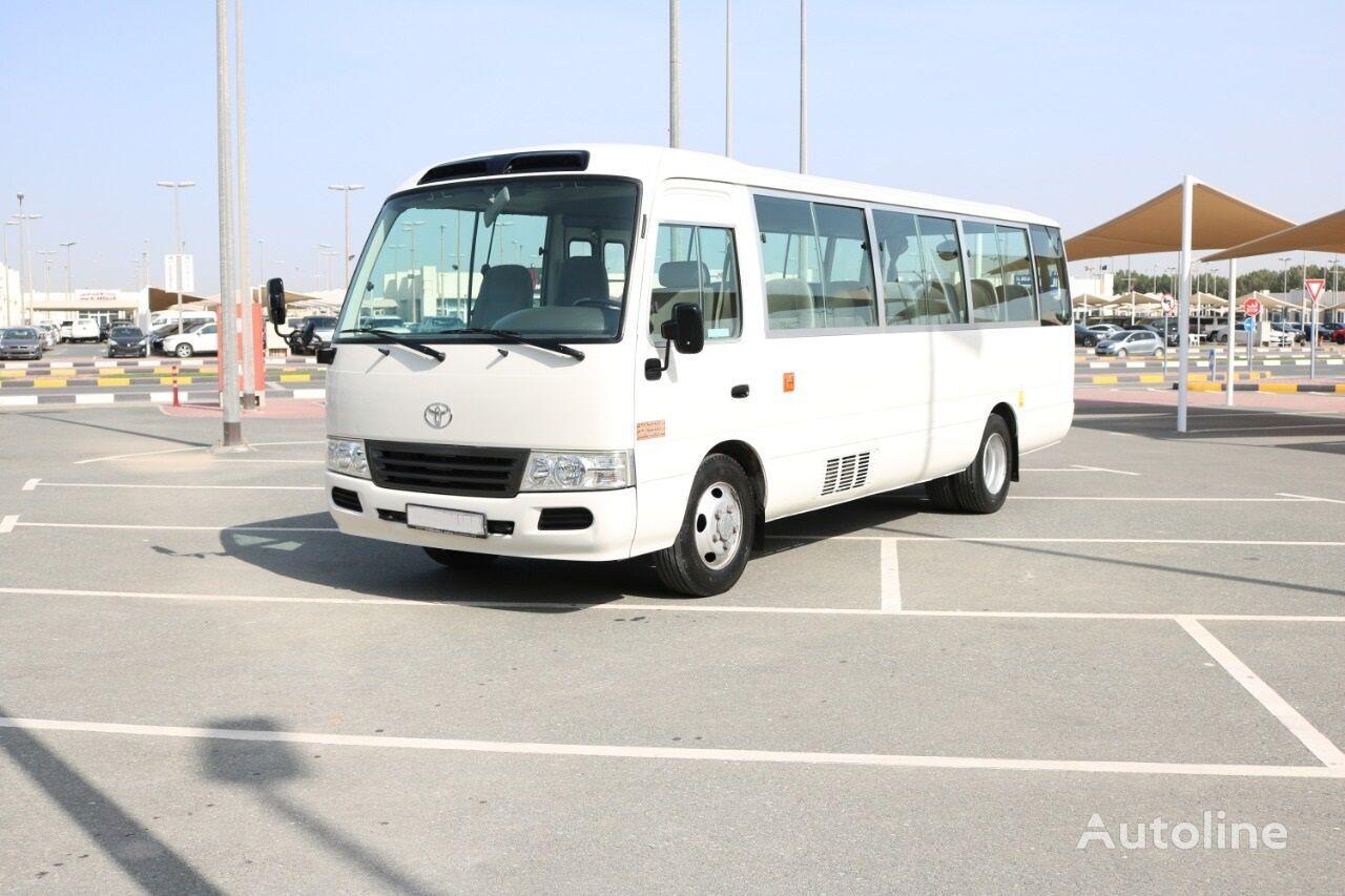 TOYOTA Coaster ... Japan made - Bus pas chinois ......BELGIUM... interurban bus
