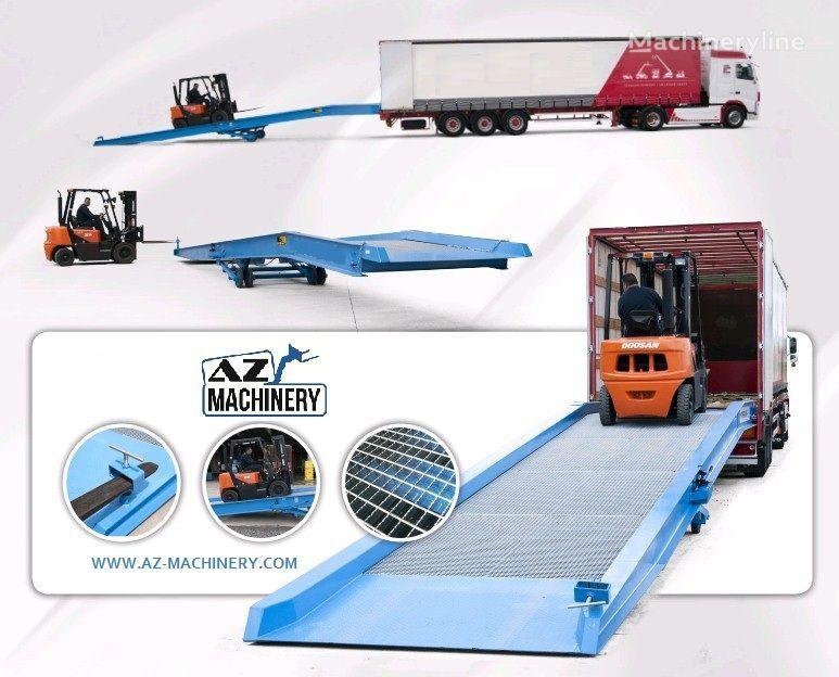 new AZ-MACHINERY AZ RAMP-EASY 6 loading dock ramp
