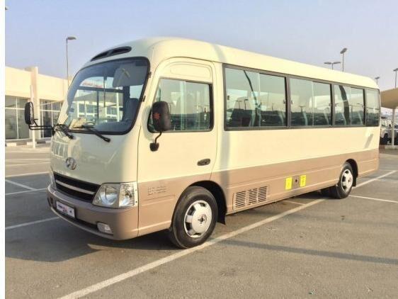 TOYOTA Hyndai County ... made japan - pas chinoi ........BELGIUM...30 p school bus