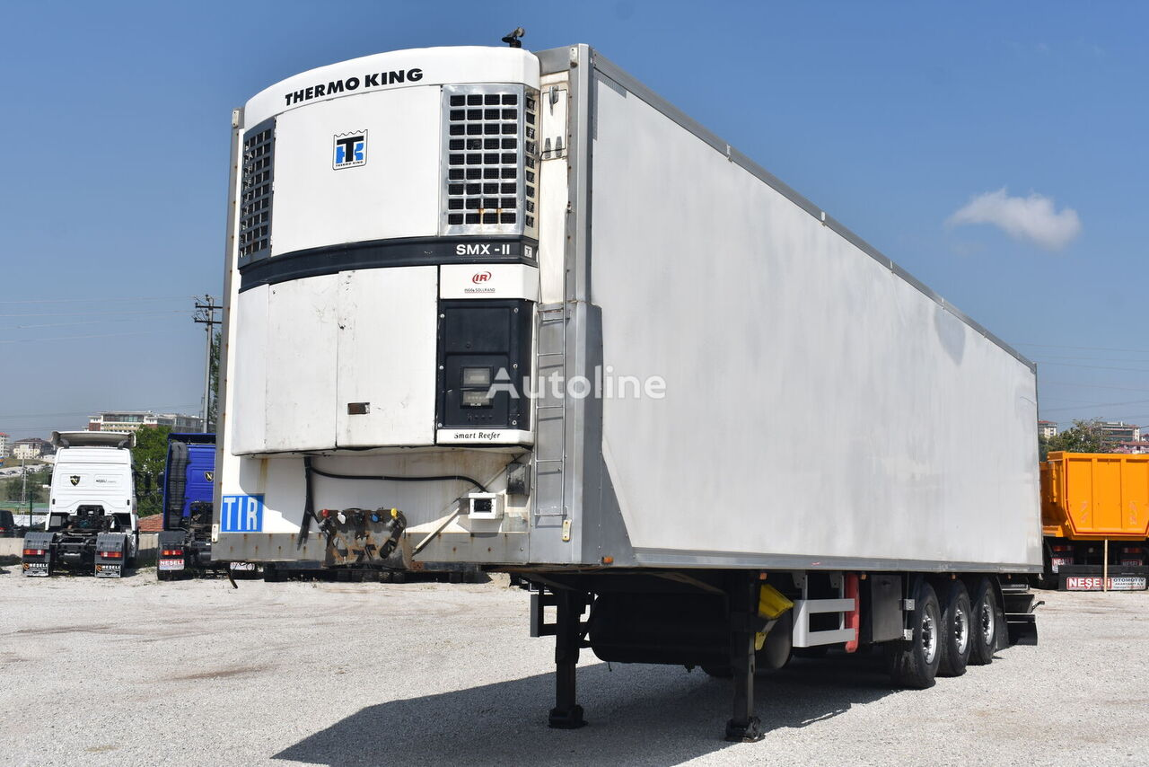 TIRSAN 2013 refrigerated semi-trailer