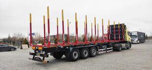 new NOVA NEW TIMBER TRANSPORT SEMI TRAILER timber semi-trailer