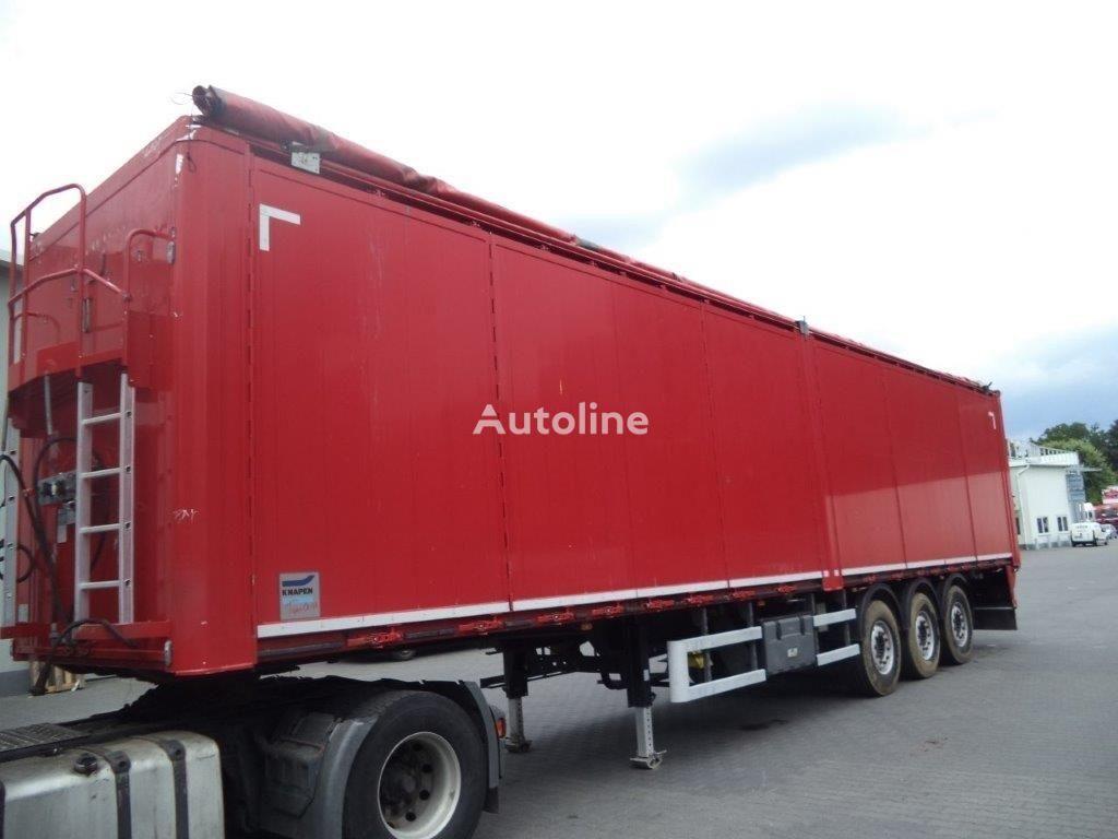 KNAPEN K502 walking floor semi-trailer