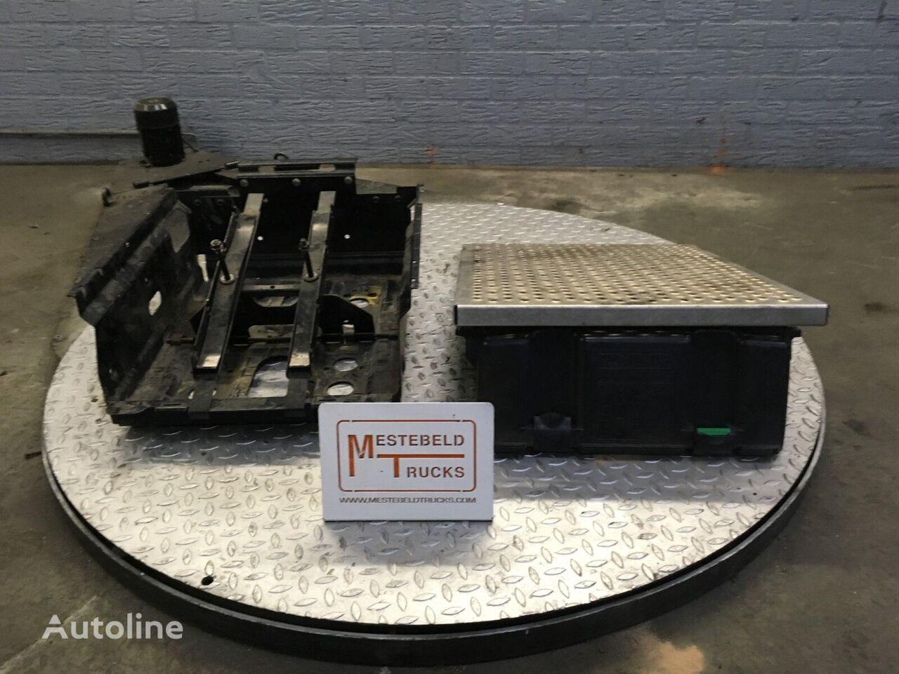 DAF Accubak battery box for DAF XF 105 truck