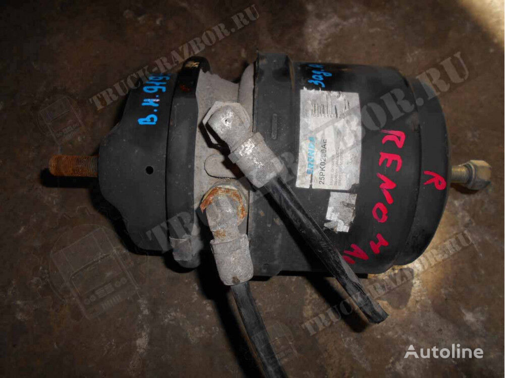brake accumulator for RENAULT tractor unit