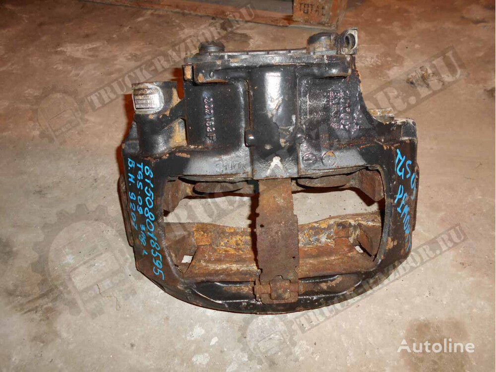L (81508046595) brake caliper for MAN tractor unit
