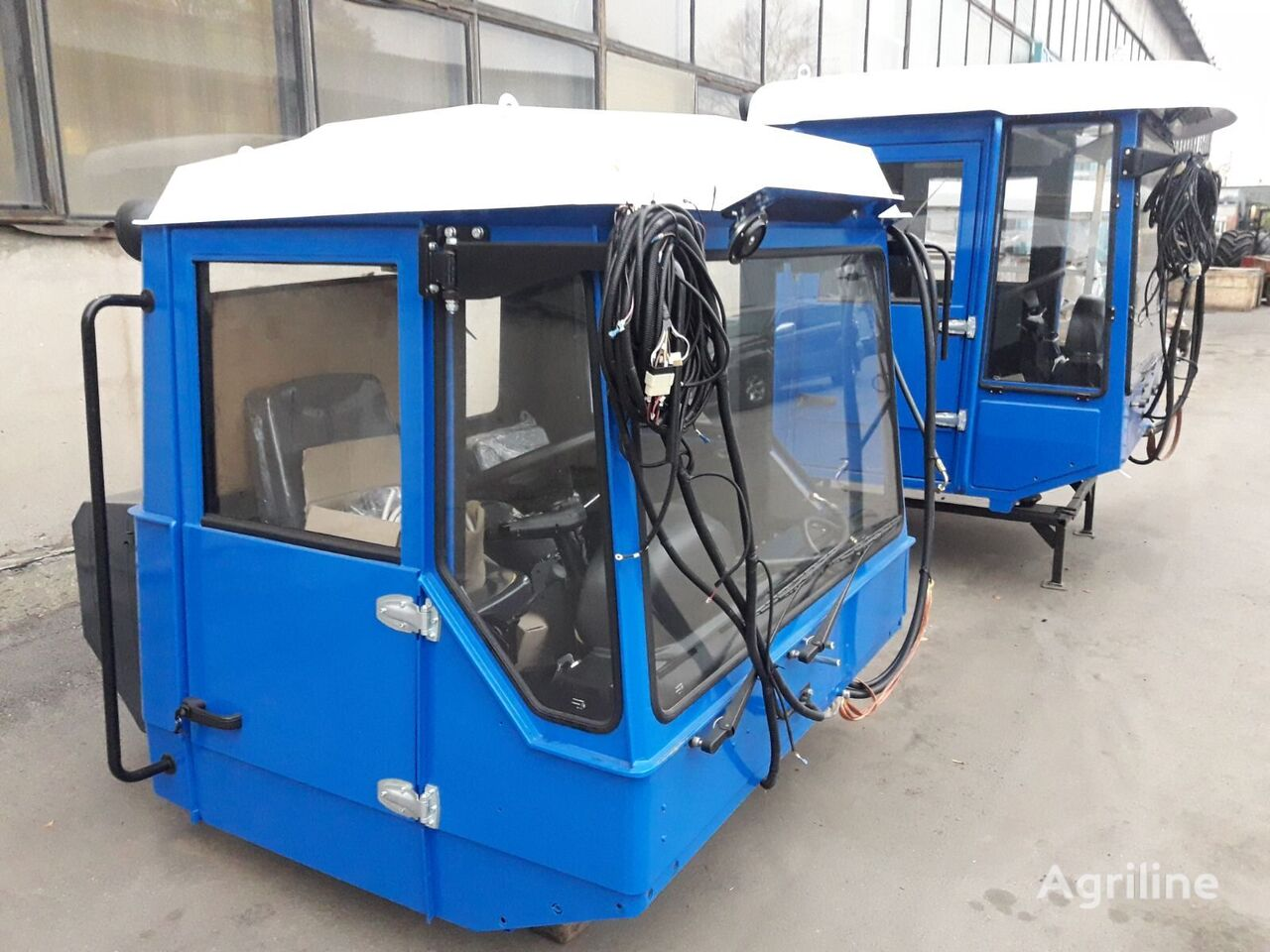 new cabin for HTZ tractor