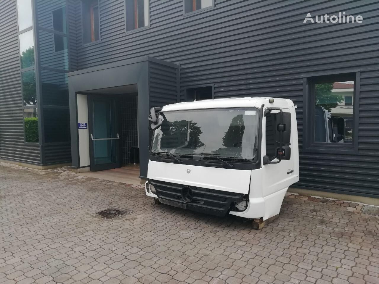MERCEDES-BENZ Atego Fahrerhaus Kabine cabin for MERCEDES-BENZ Cabin ATEGO Euro 4 Euro 5 tractor unit