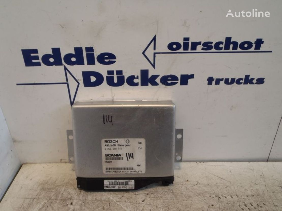 SCANIA ABS/ASR (1402263) control unit for truck