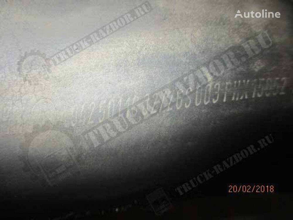 radiatora (9425011682) cooling pipe for MERCEDES-BENZ tractor unit