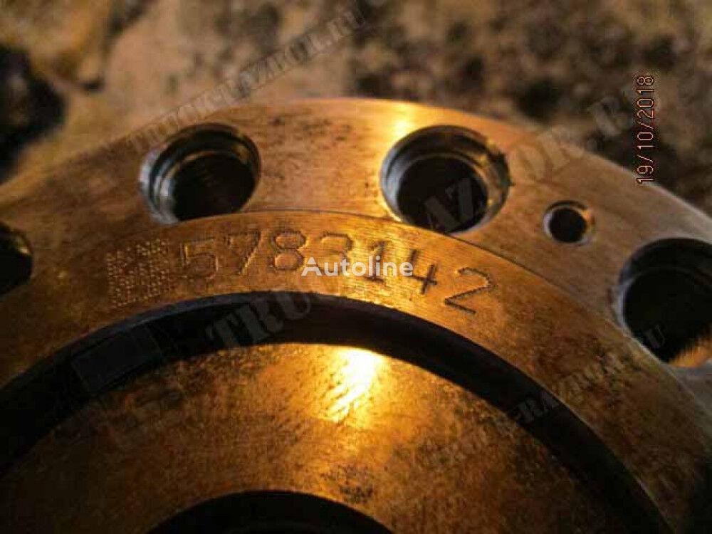 (1684102) crankshaft for DAF tractor unit