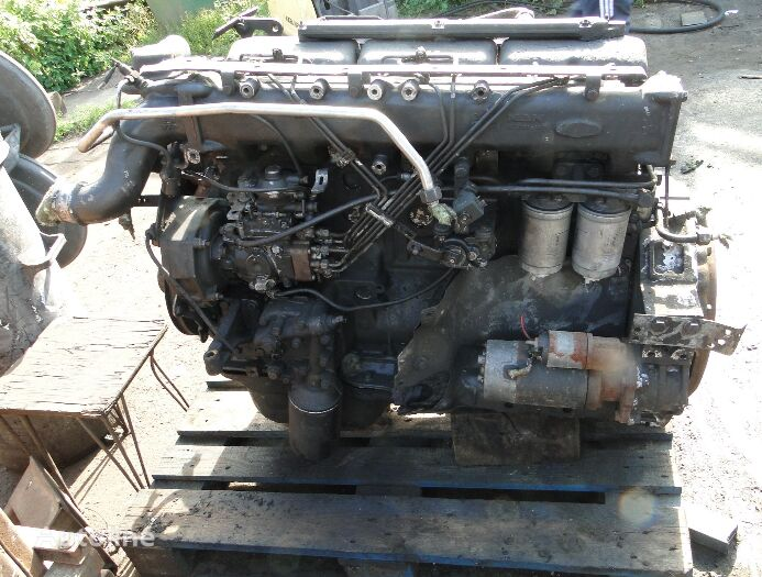 MAN 18 engine for truck