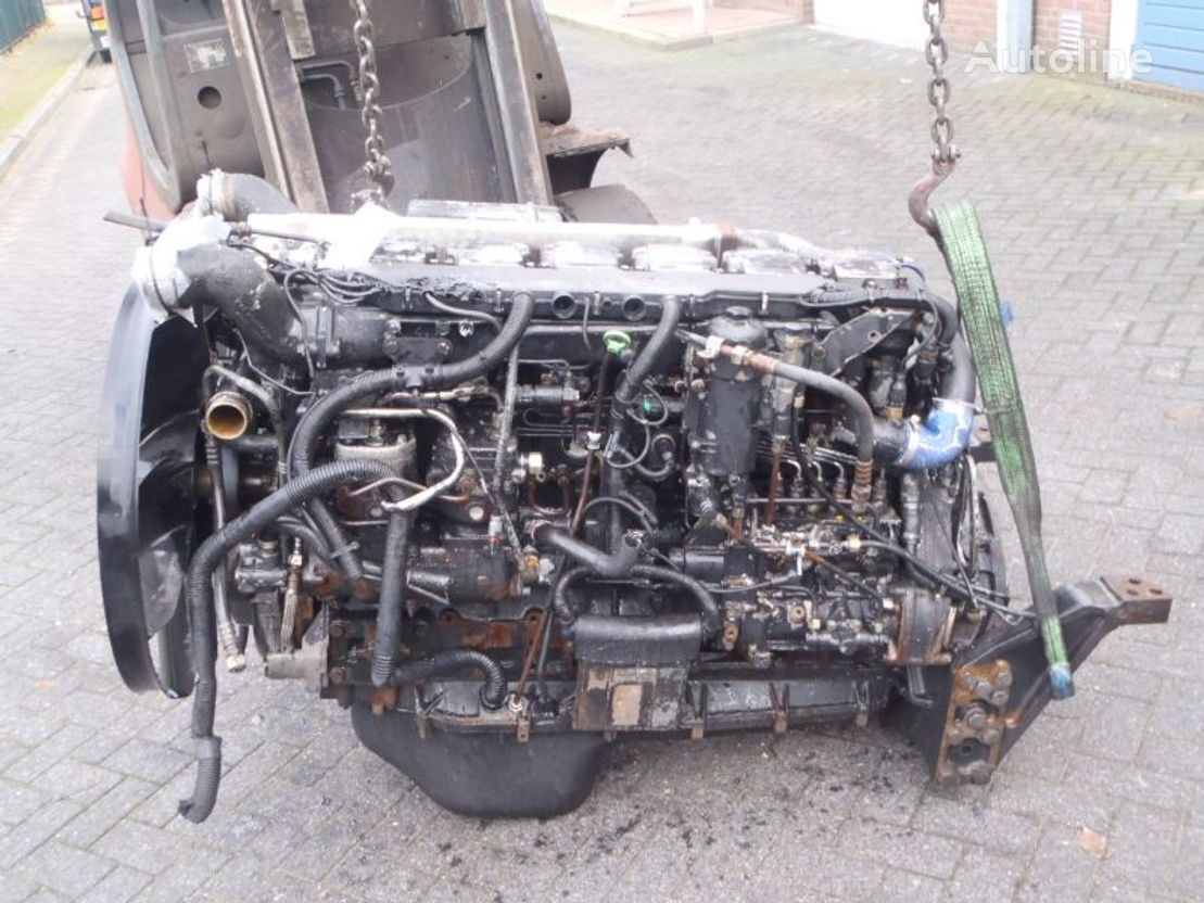 MAN D2876 LF04 (840398) engine for MAN 41 460 truck