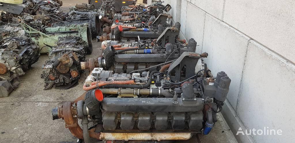 MERCEDES-BENZ OM457HLA engine for truck