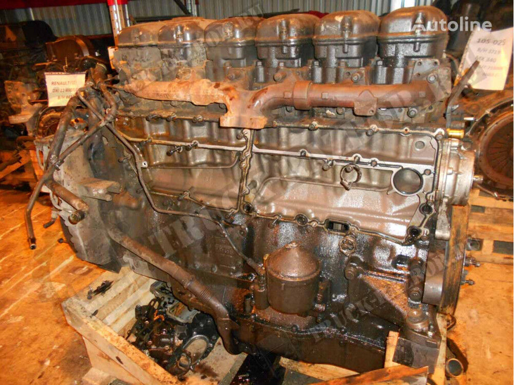 SCANIA DVS v sbore engine for SCANIA DC13 103 L01  tractor unit