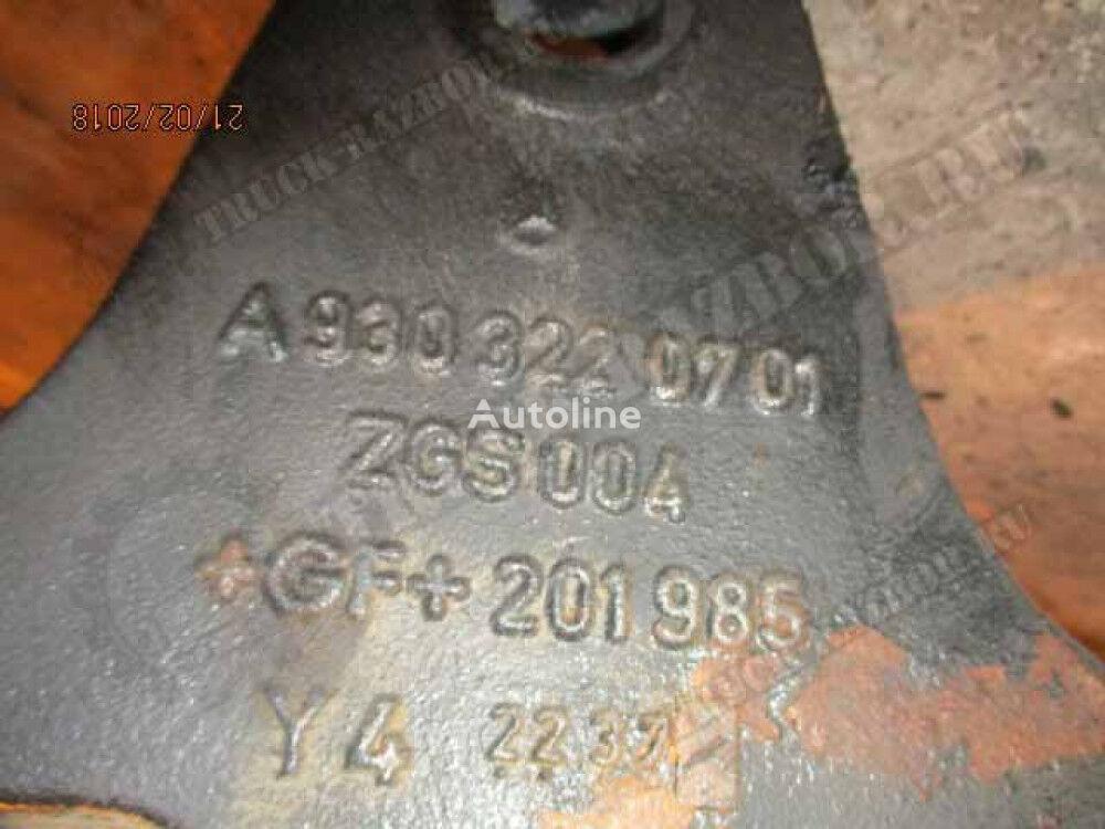 kronshteyn krepleniya peredney ressory, L (9303220701) fasteners for MERCEDES-BENZ tractor unit