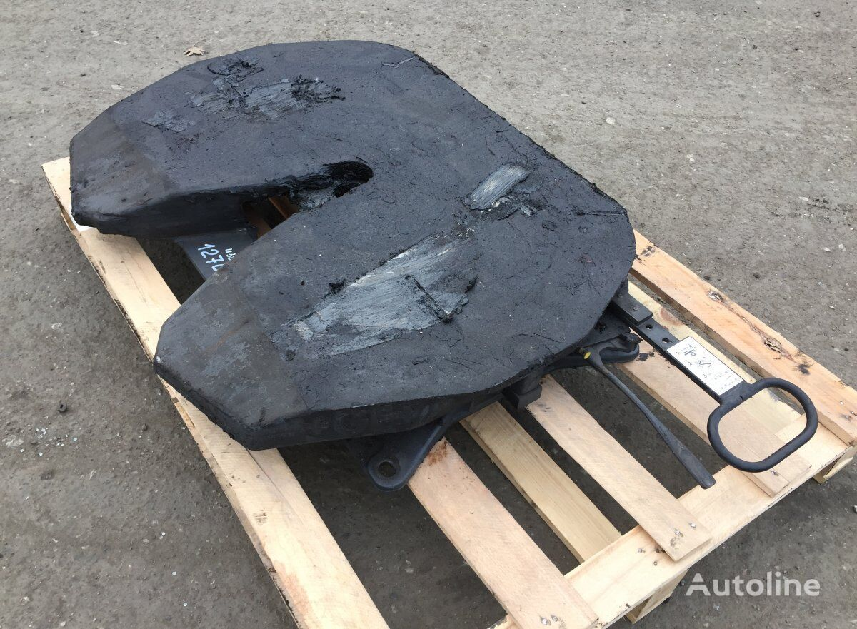 SCANIA R-series (01.04-) (1739070) fifth wheel for SCANIA P G R T-series (2004-) tractor unit