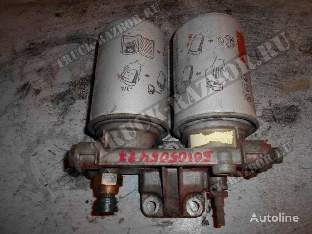 RENAULT korpus fuel filter for RENAULT tractor unit