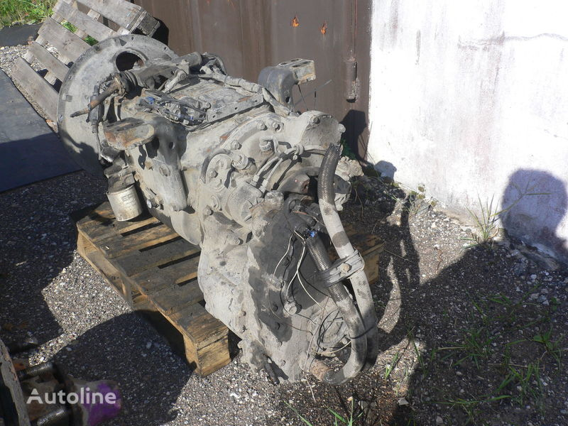 SCANIA GRS900R gearbox for SCANIA 124 tractor unit