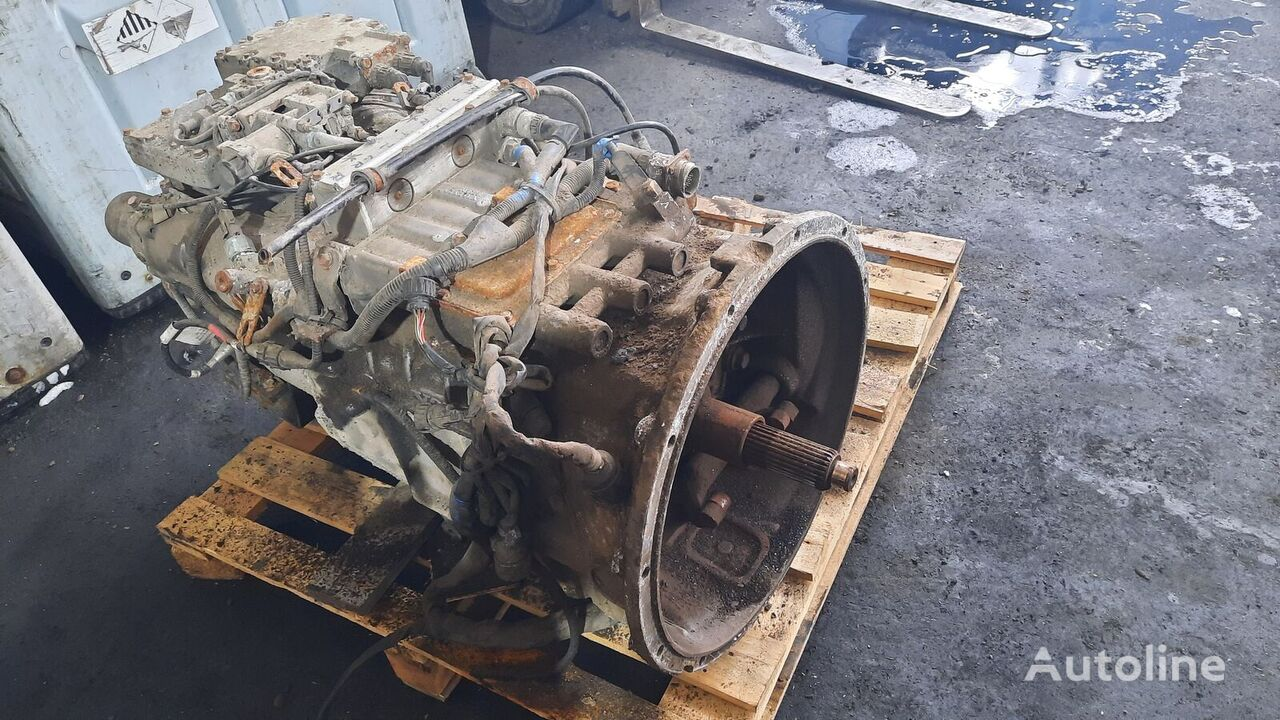 VOLVO G-8 EGS VR / R1000 EGS 8 (85001195) gearbox for VOLVO  B7. B10,B12 bus
