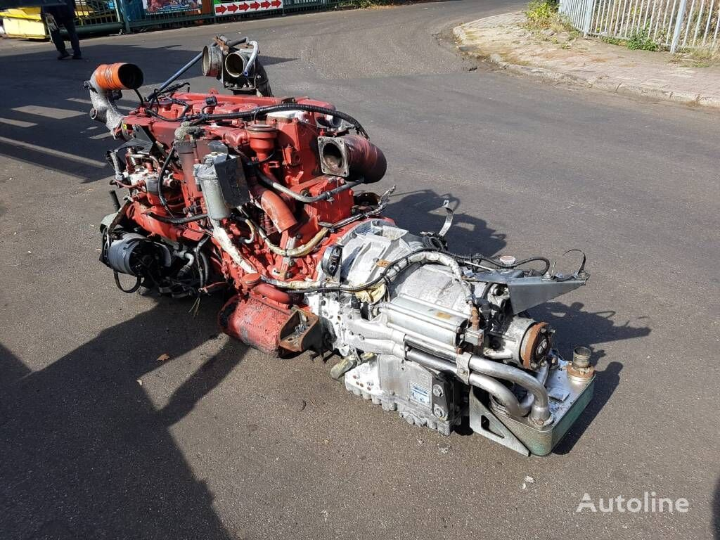 ZF ECOMAT 2 5HP 602 C gearbox for truck