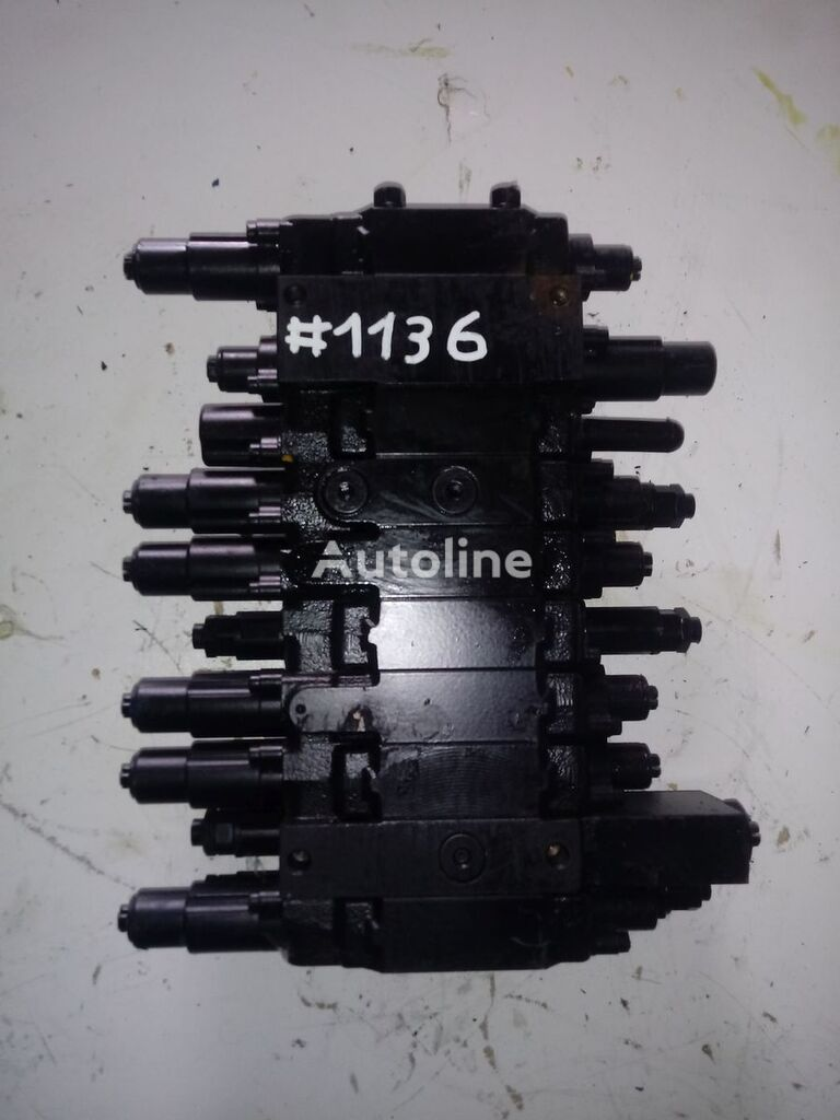 Neuson Kramer 002253315 10 Sekcji Hydraulic distributor hydrauli hydraulic distributor for wheel loader
