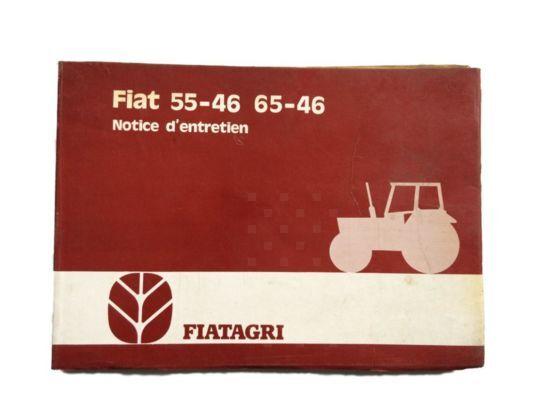 LIVRET utilisation et notice instruction manual for FIAT Someca truck