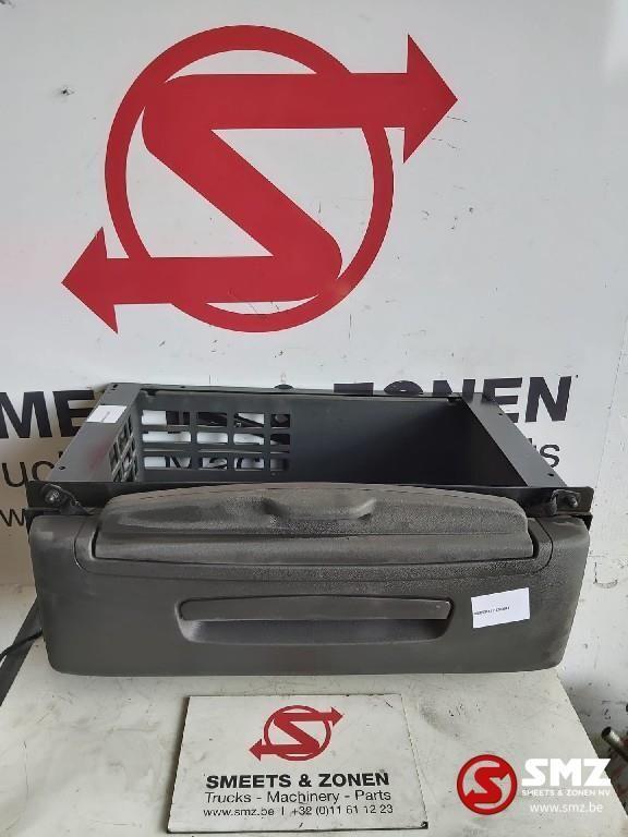 MERCEDES-BENZ Occ koellade zonder frigo Actros (A9438403274) other cabin part for truck