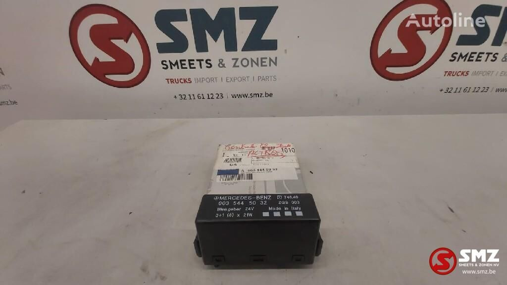 MERCEDES-BENZ Occ Knipperlicht relais Mercedes Actros (A0035445032) other electrics spare part for truck